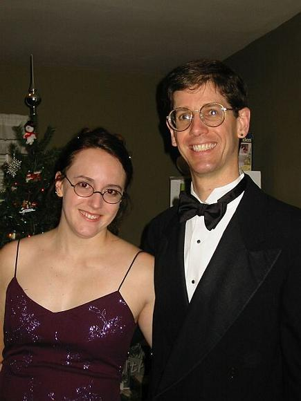 Christmas Party 2002